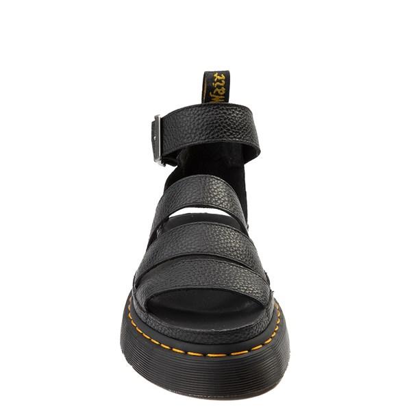 alternate view Womens Dr. Martens Clarissa Sandal - BlackALT4