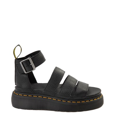 Main view of Womens Dr. Martens Clarissa Sandal - Black