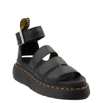 Alternate view of Womens Dr. Martens Clarissa Sandal - Black