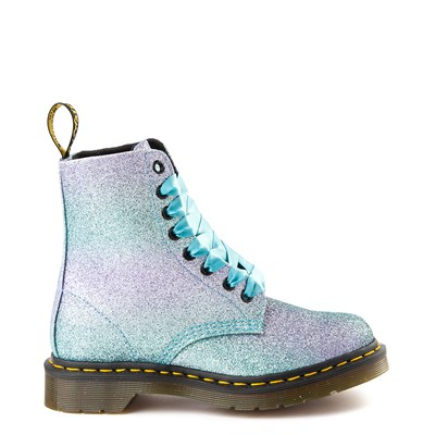 Main view of Womens Dr. Martens 1460 8-Eye Glitter Boot
