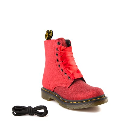 Alternate view of Womens Dr. Martens 1460 8-Eye Glitter Boot