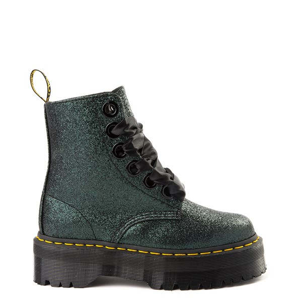 Womens Dr. Martens Molly Glitter Boot