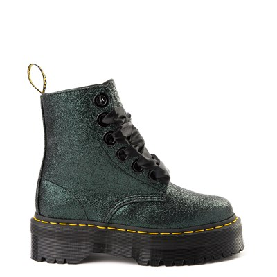 Main view of Womens Dr. Martens Molly Glitter Boot