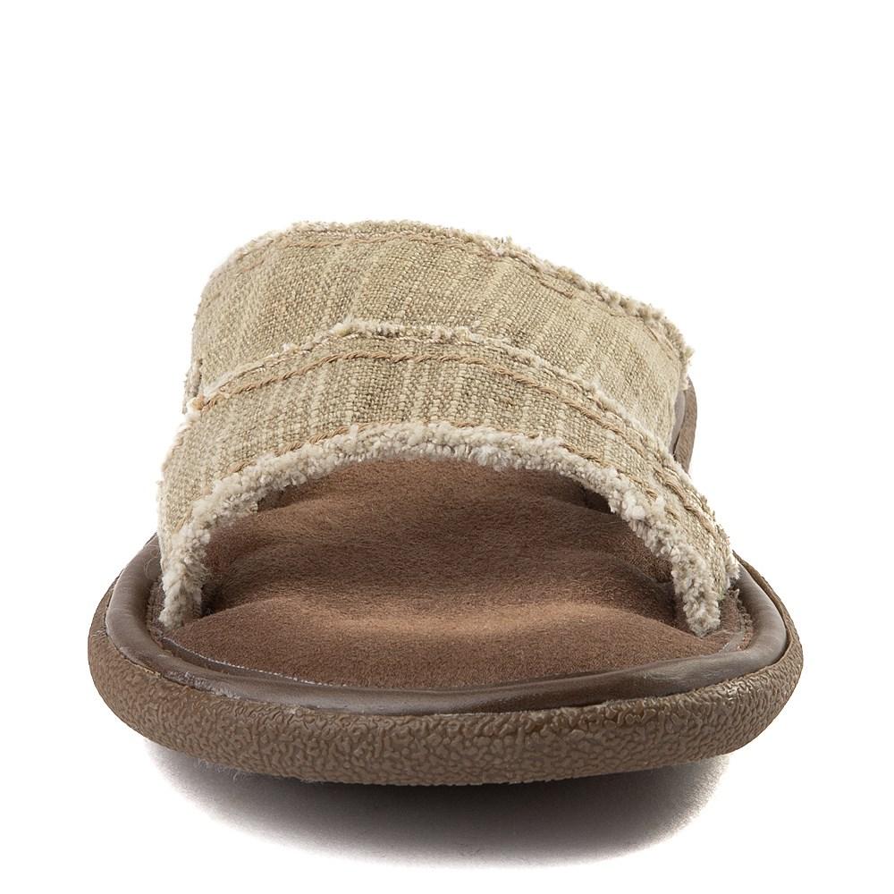 6e0a1bdc9c8b Mens Crevo Baja II Slide Sandal