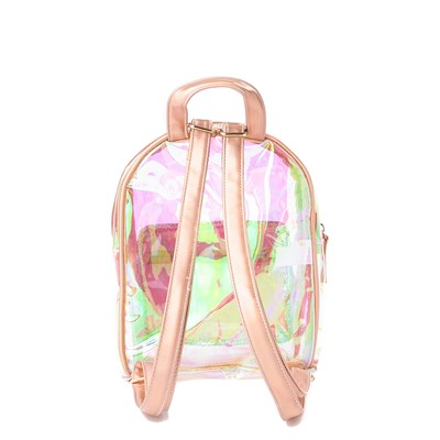 Alternate view of Clear Sparkle Mini Backpack