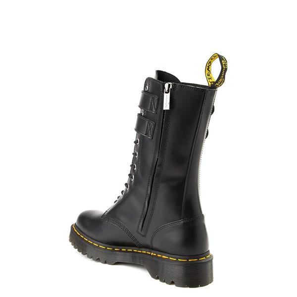 alternate view Dr. Martens Caspian Alt 12-Eye Boot - BlackALT2