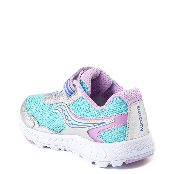 alternate view Saucony Ride 10 Athletic Shoe - Baby / Toddler / Little KidALT2
