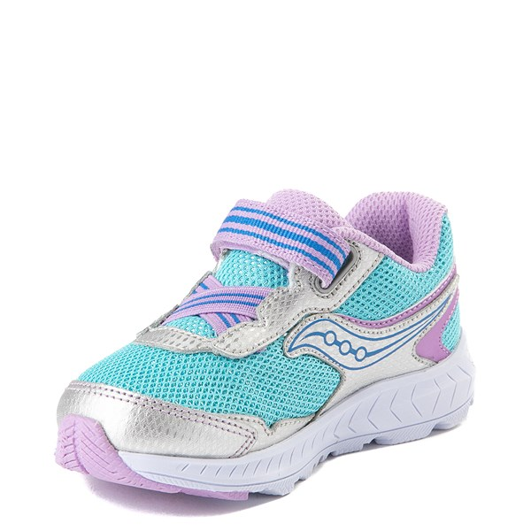 alternate view Saucony Ride 10 Athletic Shoe - Baby / Toddler / Little KidALT3