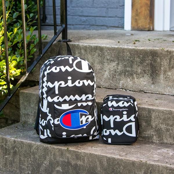 alternate view Champion SuperCize Backpack - NavyALT1BB