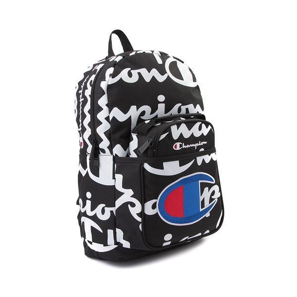 alternate view Champion SuperCize Backpack - NavyALT4B