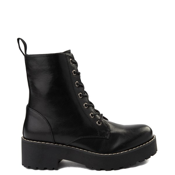 Womens Dirty Laundry Moore Platform Boot - Black