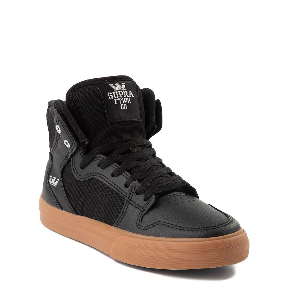 Supra Vaider Hi Skate Shoe Little Kid Big Kid
