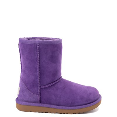 Main view of UGG® Classic II Boot - Little Kid / Big Kid - Violet Bloom