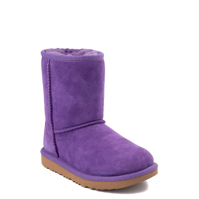 Alternate view of UGG® Classic II Boot - Little Kid / Big Kid - Violet Bloom
