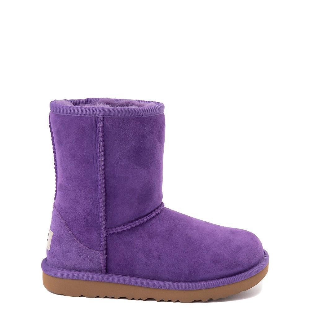 UGG® Classic II Boot - Little Kid / Big Kid - Violet Bloom