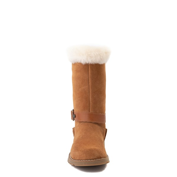 alternate view UGG® Nessa Boot - Little Kid / Big Kid - ChestnutALT4