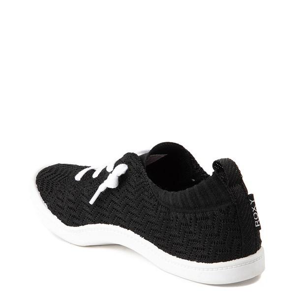 alternate view Womens Roxy Bayshore Knit Casual ShoeALT2