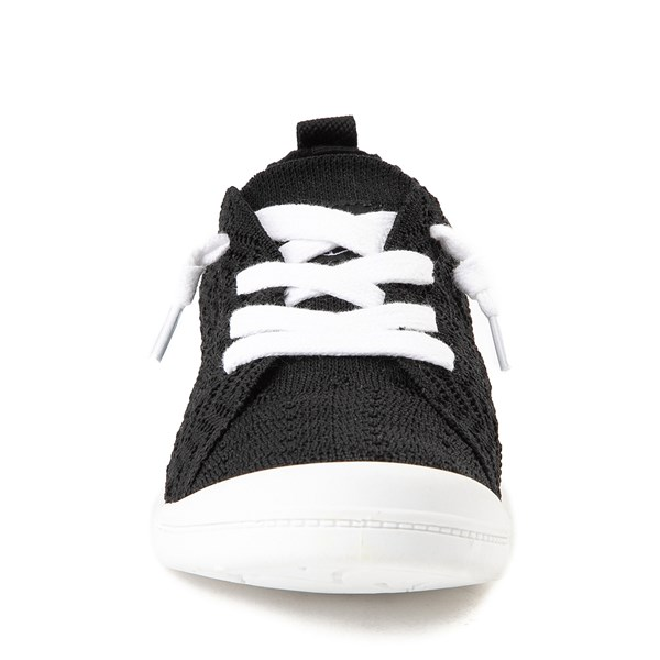 alternate view Womens Roxy Bayshore Knit Casual ShoeALT4