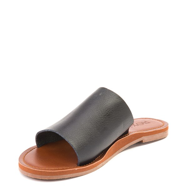 alternate view Womens Roxy Kaia Slide SandalALT3