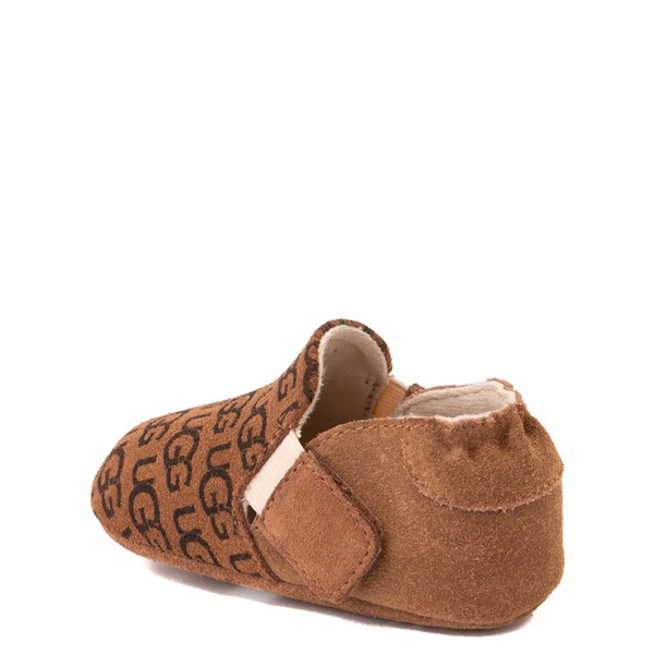 alternate view UGG® Roos Bootie - Baby / Toddler - ChestnutALT2