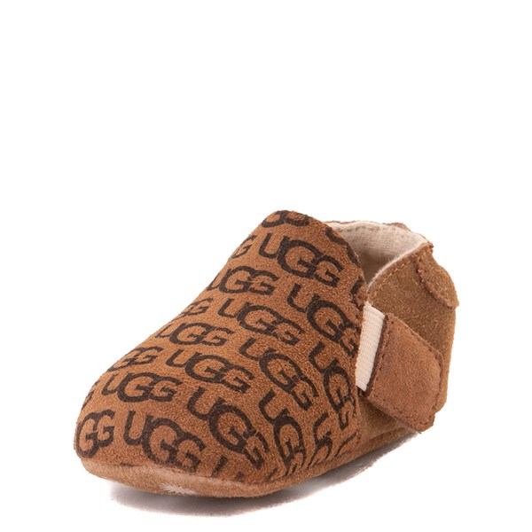 alternate view UGG® Roos Bootie - Baby / Toddler - ChestnutALT3