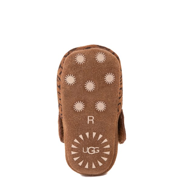 alternate view UGG® Roos Bootie - Baby / Toddler - ChestnutALT5