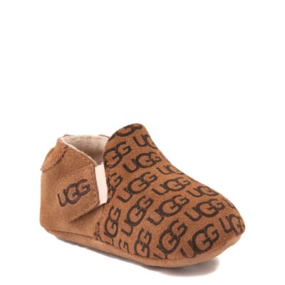Alternate view of UGG® Roos Bootie - Baby / Toddler - Chestnut