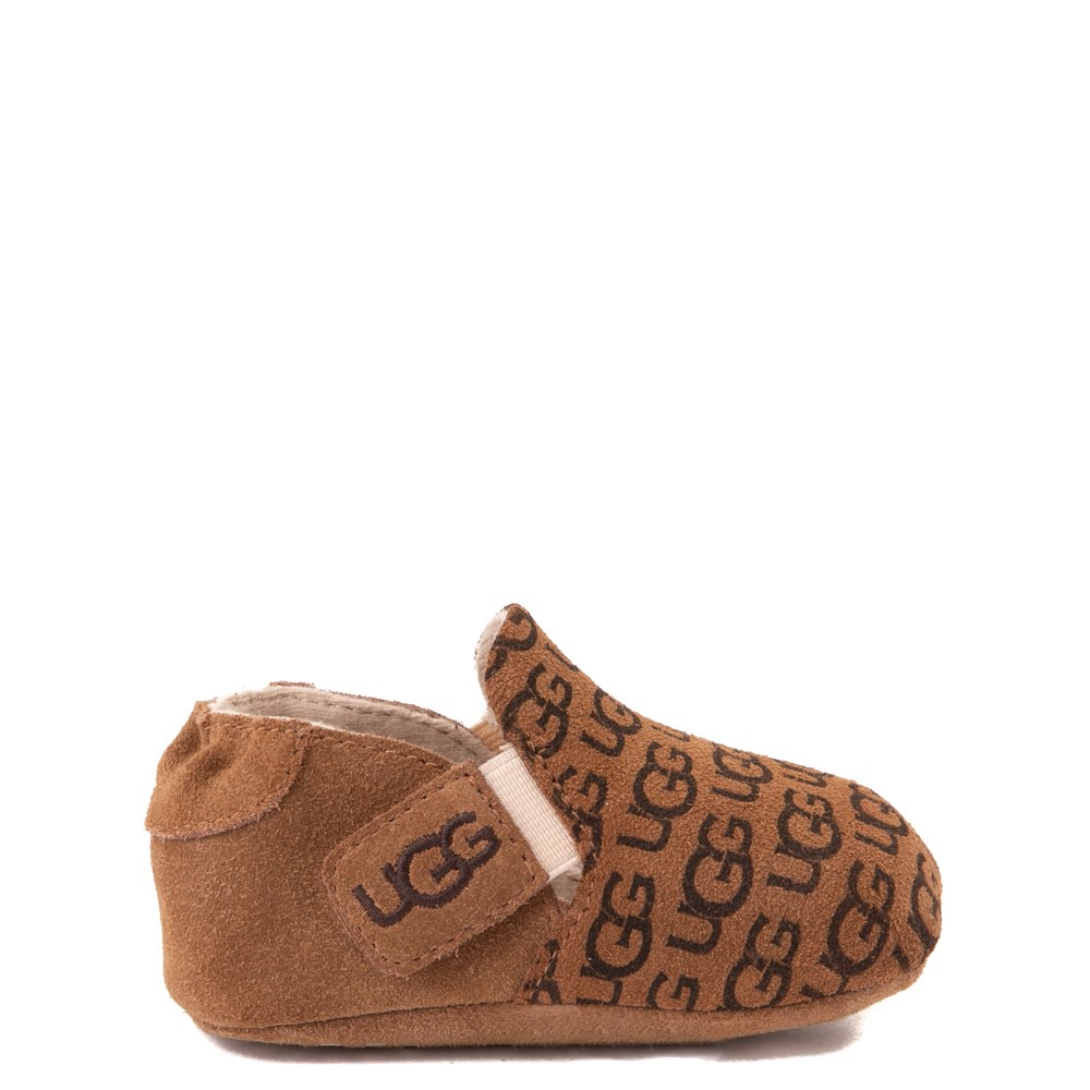 UGG® Roos Bootie - Baby / Toddler - Chestnut