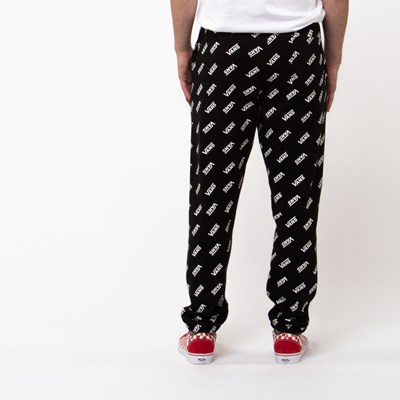 Alternate view of Mens Vans Distorted Fleece Pants