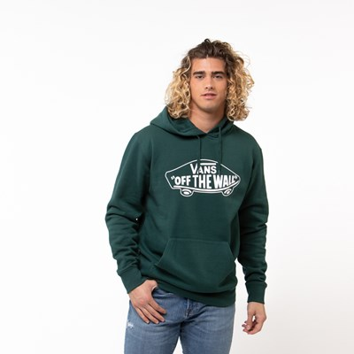 Main view of Mens Vans Off The Wall Hoodie