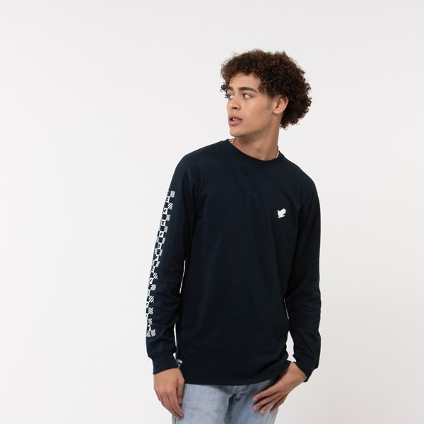 Mens Vans x Harry Potter Ravenclaw Long Sleeve Tee - Navy