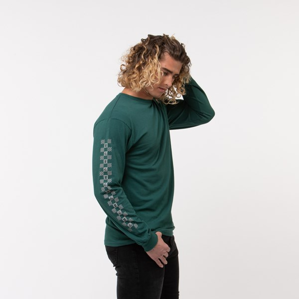 alternate view Mens Vans x Harry Potter Slytherin Long Sleeve TeeALT3