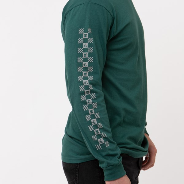 alternate view Mens Vans x Harry Potter Slytherin Long Sleeve TeeALT5