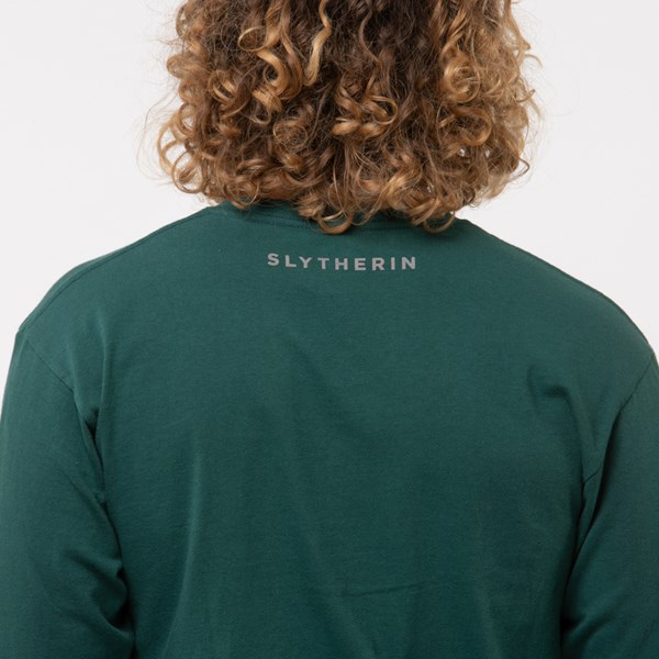 alternate view Mens Vans x Harry Potter Slytherin Long Sleeve TeeALT6