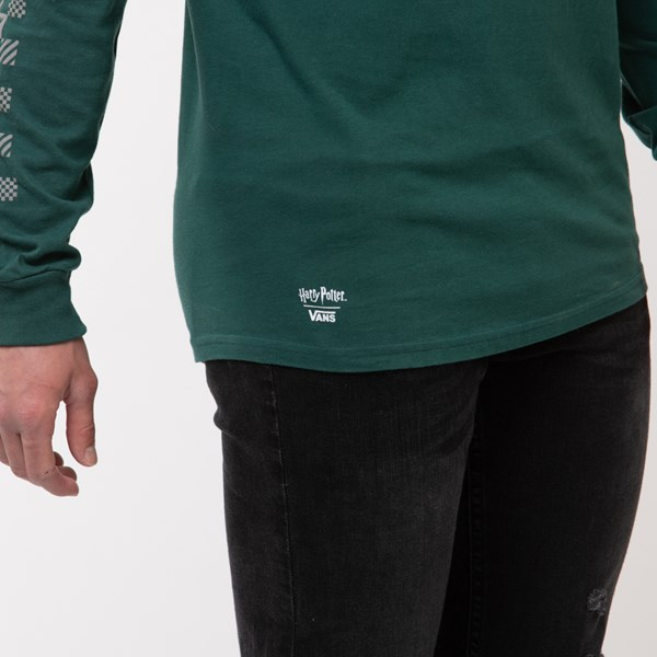 alternate view Mens Vans x Harry Potter Slytherin Long Sleeve TeeALT7