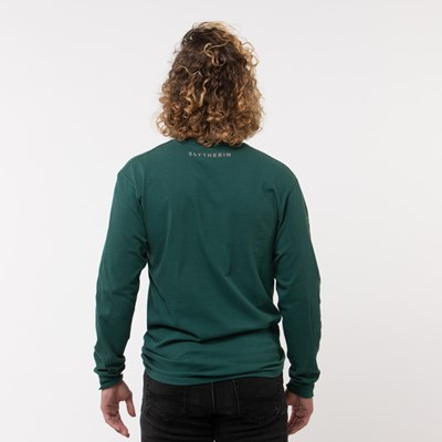 Alternate view of Mens Vans x Harry Potter Slytherin Long Sleeve Tee