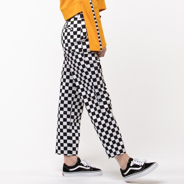 alternate view Womens Vans Checkered Authentic Chino PantALT2