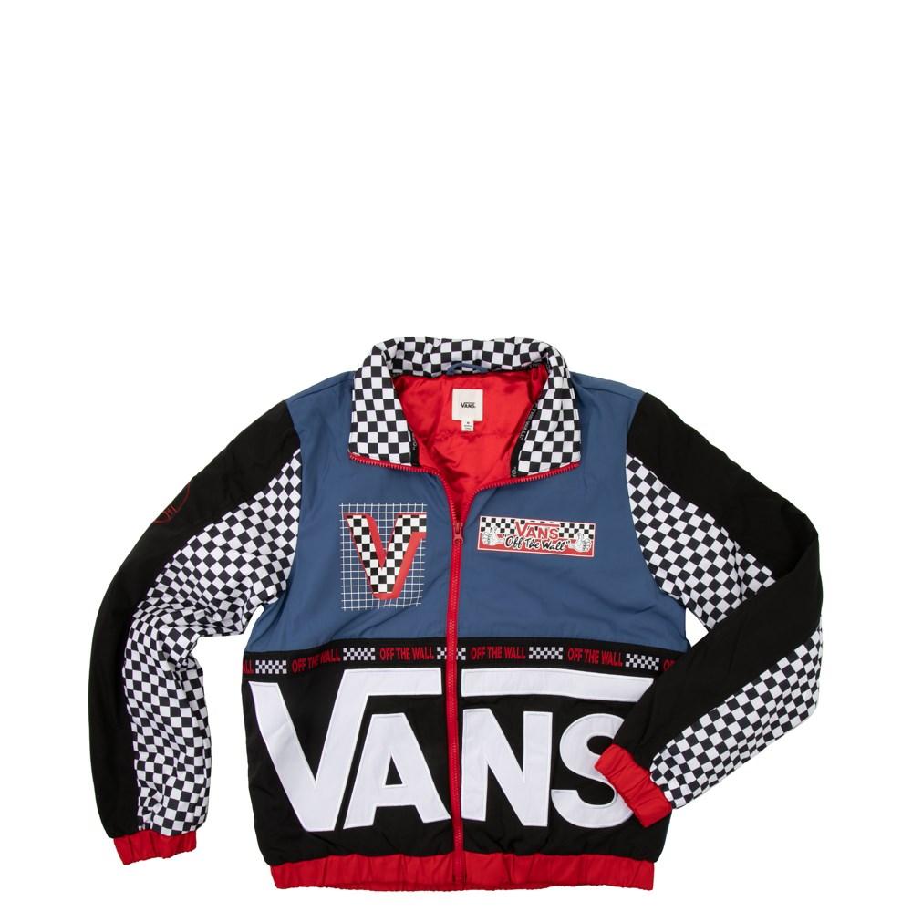 VANS W' BMX JACKET TRUE NAVY