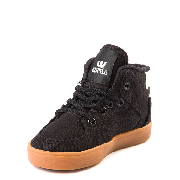 alternate view Supra Vaider Skate Shoe - ToddlerALT3