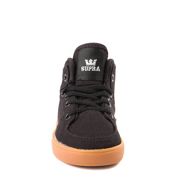 alternate view Supra Vaider Skate Shoe - ToddlerALT4