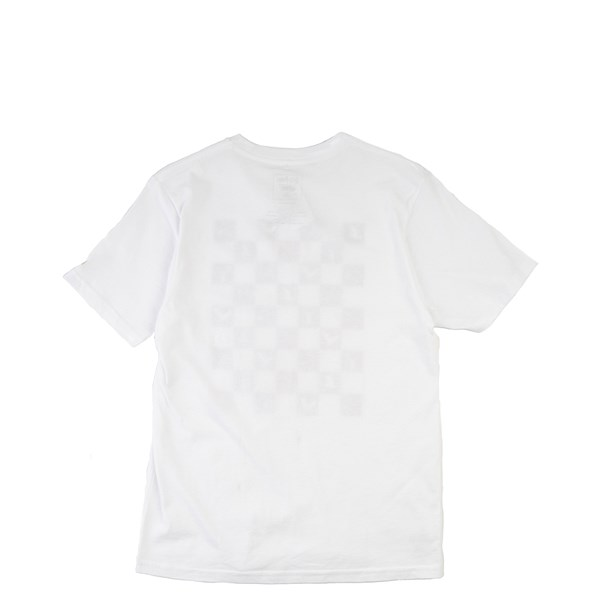 Alternate view of Vans x Harry Potter Icon Checkerboard Tee - Little Kid - White