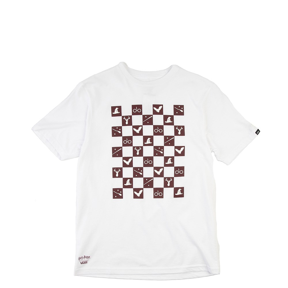 Vans x Harry Potter Icon Checkerboard Tee - Little Kid