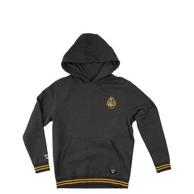 Main view of Vans x Harry Potter Hogwarts Crest Hoodie - Little Kid - Dark Gray