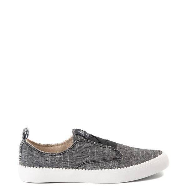 Womens Roxy Shaka Elastic Slip On Casual Shoe