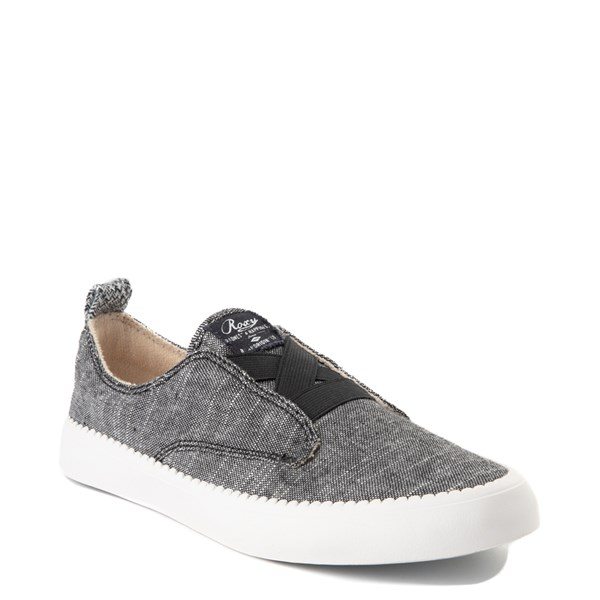 Alternate view of Womens Roxy Shaka Elastic Slip On Casual Shoe