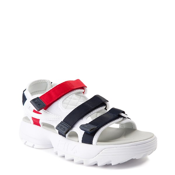 alternate view Womens Fila Disruptor SandalALT1