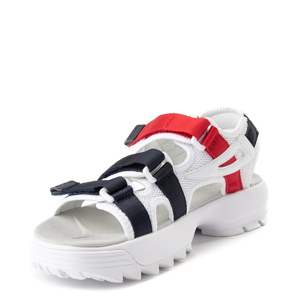 alternate view Womens Fila Disruptor SandalALT3