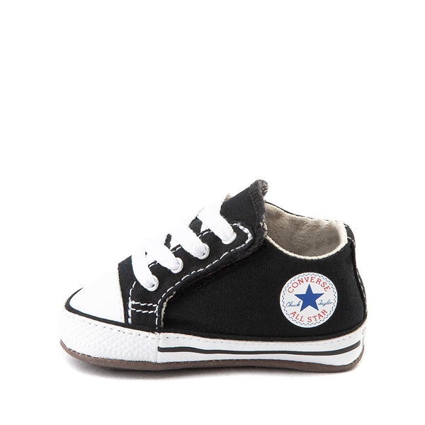 Alternate view of Converse Chuck Taylor All Star Cribster Sneaker - Baby - Black