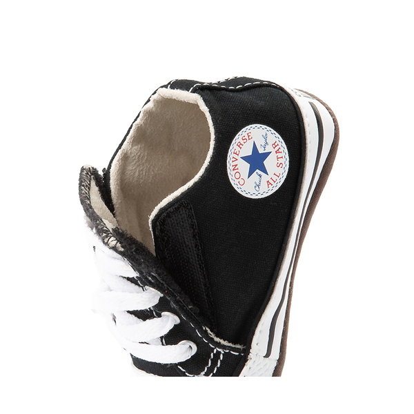alternate view Converse Chuck Taylor All Star Cribster Sneaker - Baby - BlackALT2B