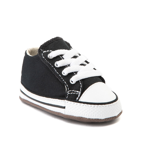 alternate view Converse Chuck Taylor All Star Cribster Sneaker - Baby - BlackALT5
